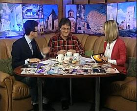 Телешоу Ранок з Олександром Висоцьким